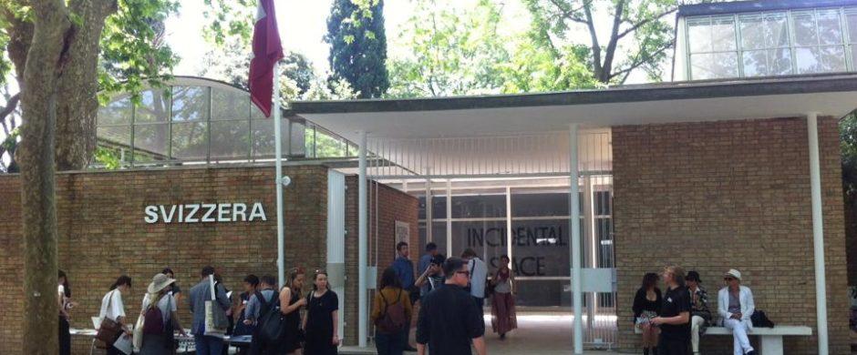 Foto der Biennale Venedig 2016