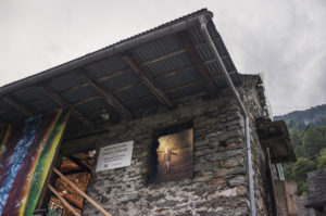 Photo of the «Residenze artistiche in Valle Verzasca» in 2016