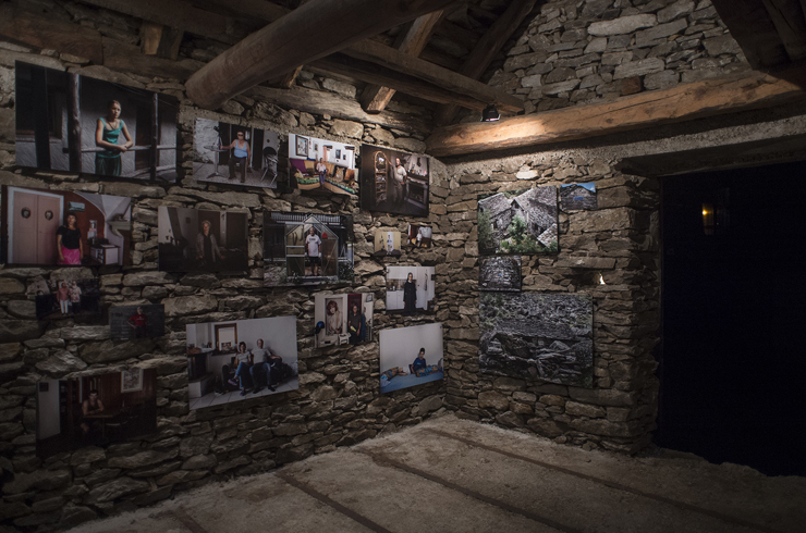 Photo des «Residenze artistiche in Valle Verzasca» en 2016