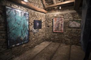 Foto von den «Residenze artistiche in Valle Verzasca» im 2016
