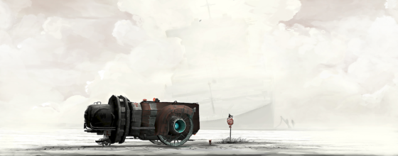 Far: Lone Sails - An Atmospheric Vehicle Adventure Game