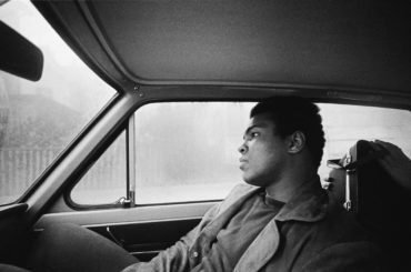 Eric Bachmann, Muhammad Ali, Zürich, 26.12.1971