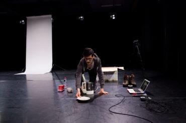 ART KLUBB - Eric Philippoz «Laisser les piolets au bas de la paroi»