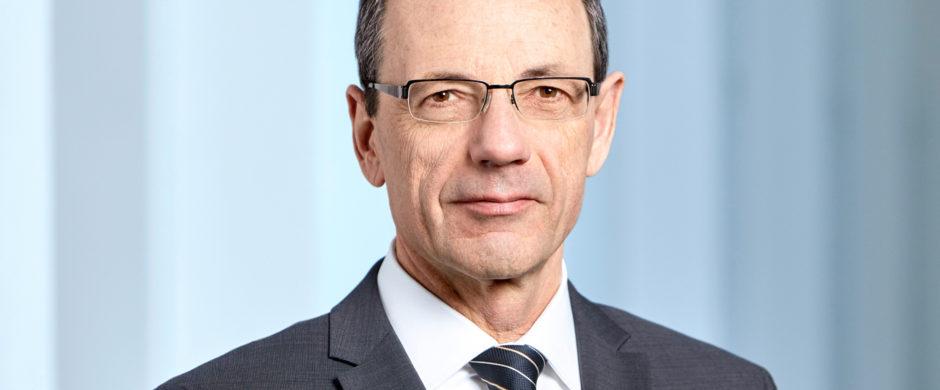 Prof. Dr. Lino Guzzella, Präsident der ETH Zürich