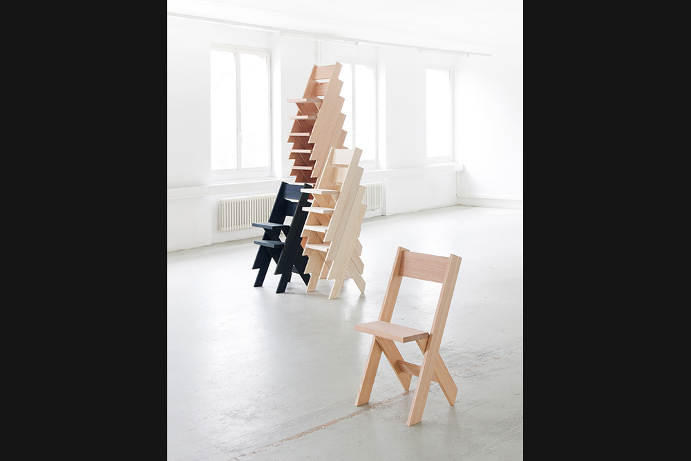 Basic Chair, 2017, Courtesy of Sebastian Marbacher, Provided by Pro Helvetia Shanghai, Swiss Arts Council