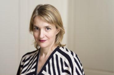 Charlotte Laubard, curatrice del Padiglione svizzero alla Biennale di Venezia nel 2019 ©  KEYSTONE / Gaëtan Bally