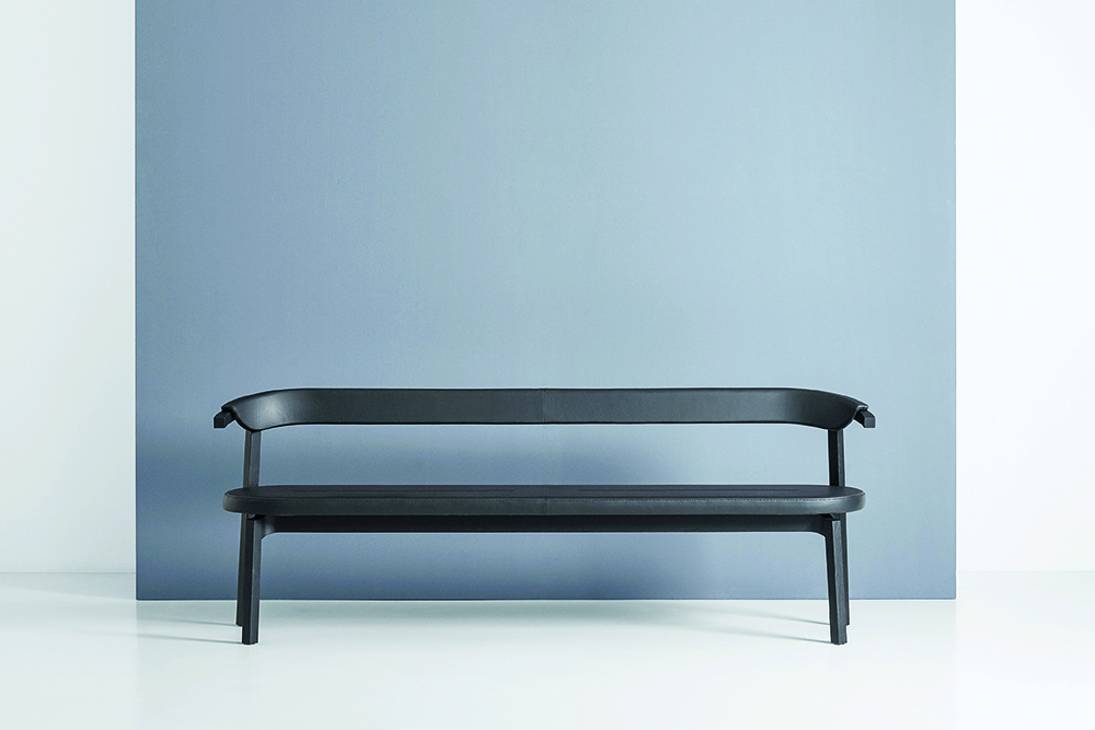 WEDA bench, Courtesy of Zoom by Mobimex, Provided by Pro Helvetia Shanghai, Swiss Arts Council