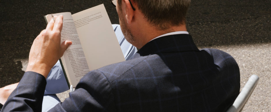 Stimmung Fabiano Alborghetti / Solothurner Literaturtage