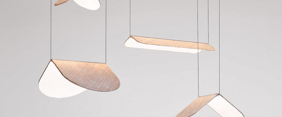 «Feuille Lamp» 2018, Florian Hauswirth © Stefan Hofmann