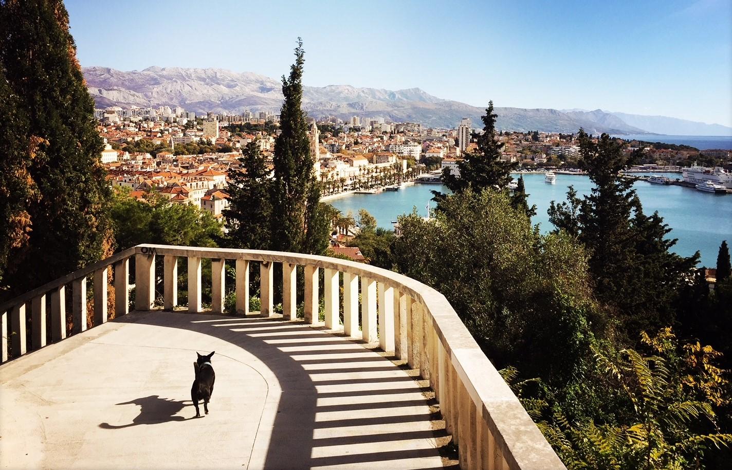 Zora del Buono in Split