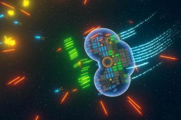 Stray Fawn Studio «Nimbatus – The Space Drone Constructor» (c) Stray Fawn Studio