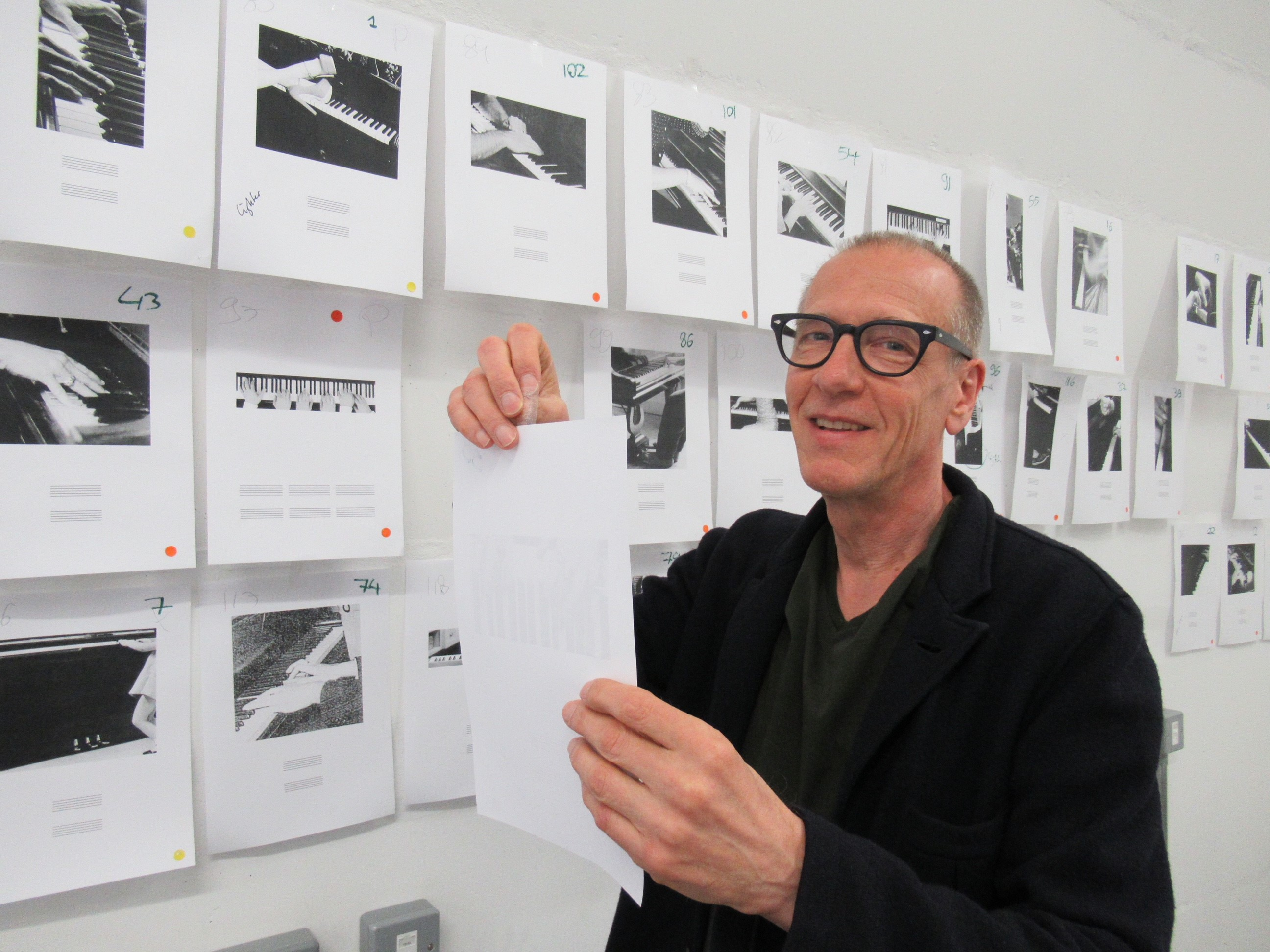 Christian Marclay: «Composer in residence» @Huddersfield Contemporary Musical Festival 2018