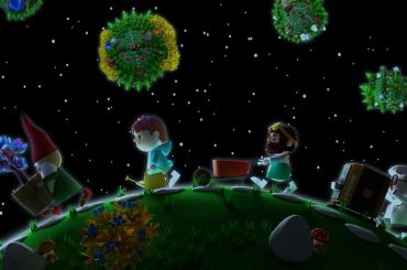 Deep Space Gardening