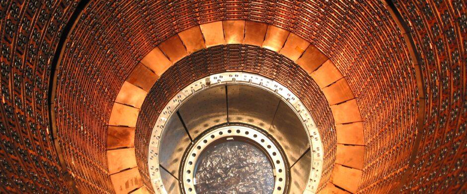 ATLAS LAr Calorimeter © CERN