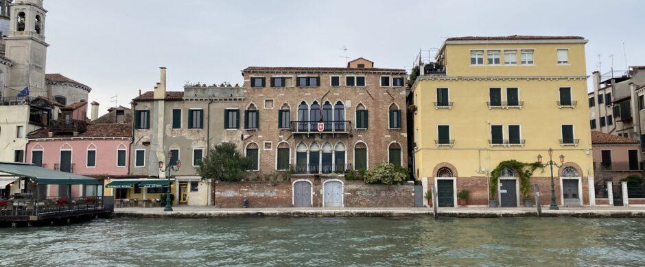 Palazzo Trevisan degli Ulivi © Pro Helvetia